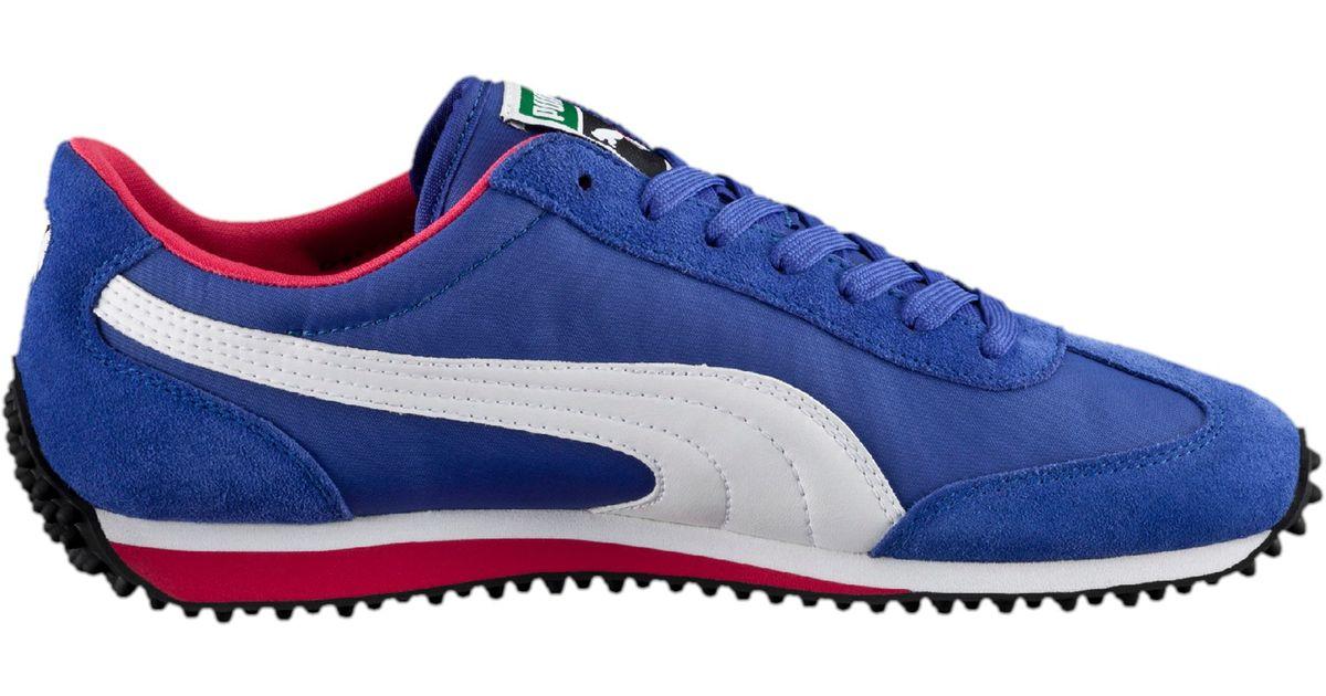 62d3e4c4889054 Lyst - PUMA Whirlwind Classic Men s Sneakers in Blue for Men