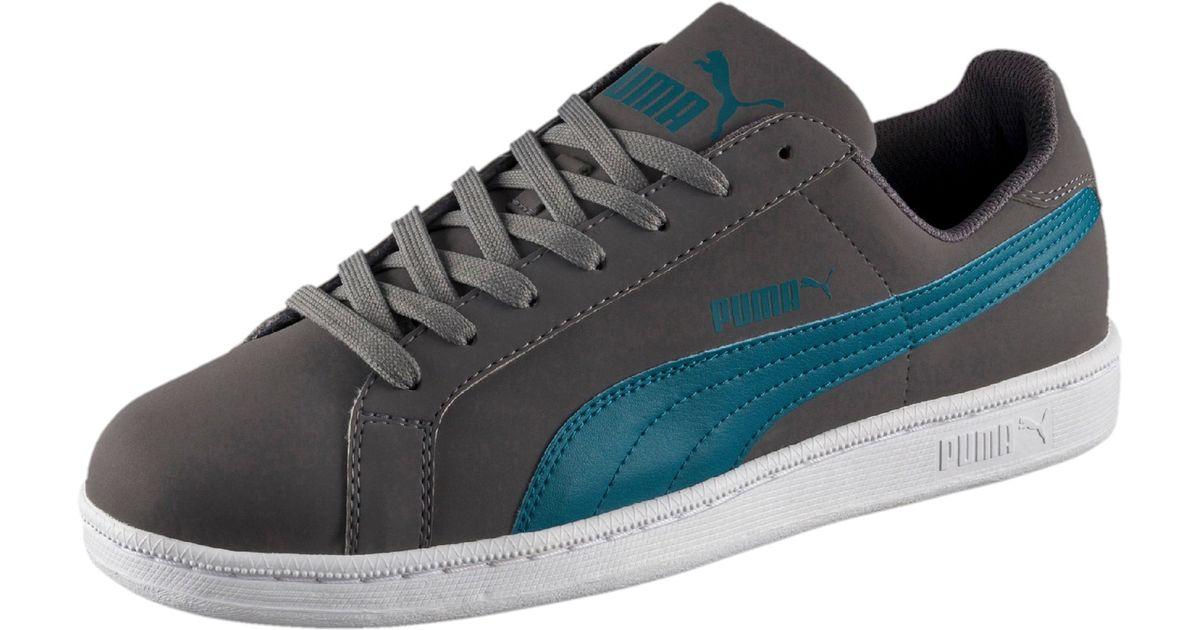bfa755f3f79186 Lyst - PUMA Smash Buck Men s Sneakers in Gray for Men