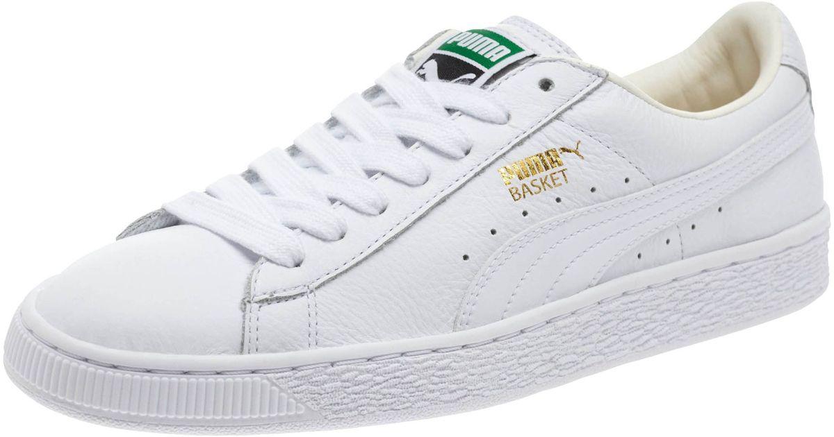 puma sneakers basket classic