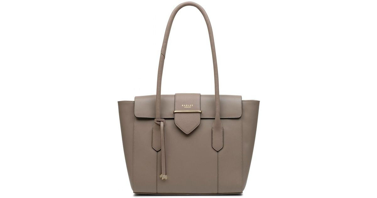 123ce169bd00e Radley Palace Street Large Flapover Shoulder Bag - Lyst