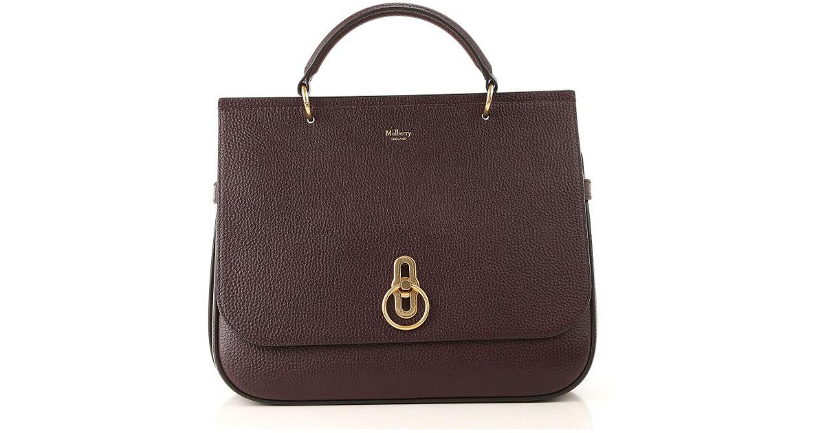 2e117b96c2d6 Lyst - Mulberry Shoulder Bag For Women On Sale