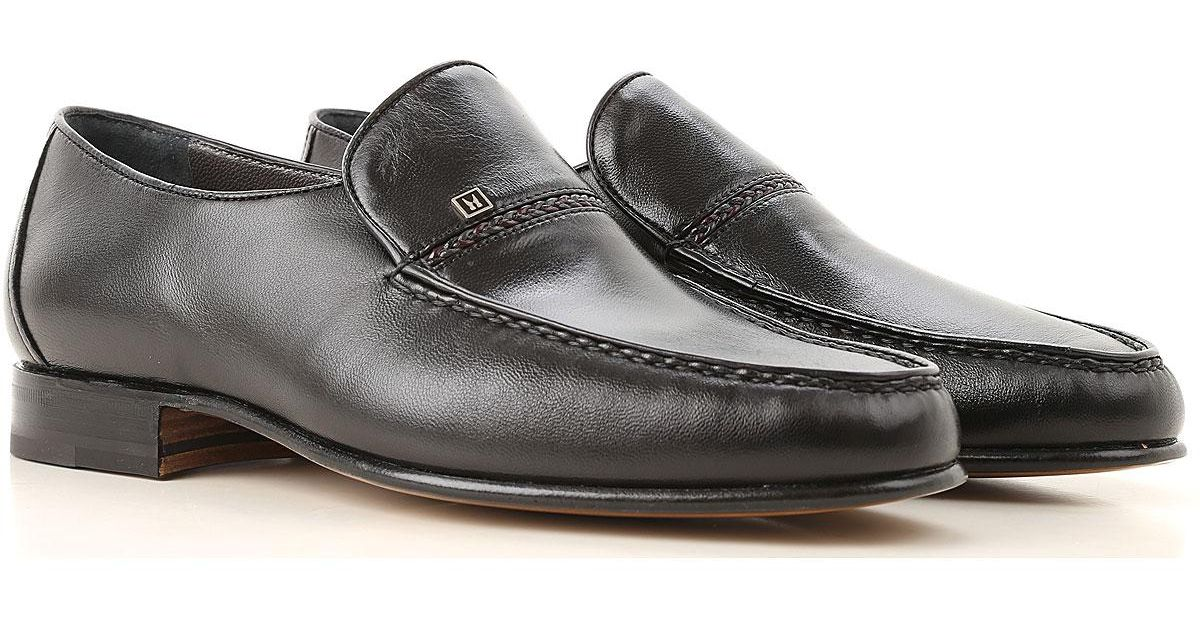 Moreschi Loafers For Men On Sale in