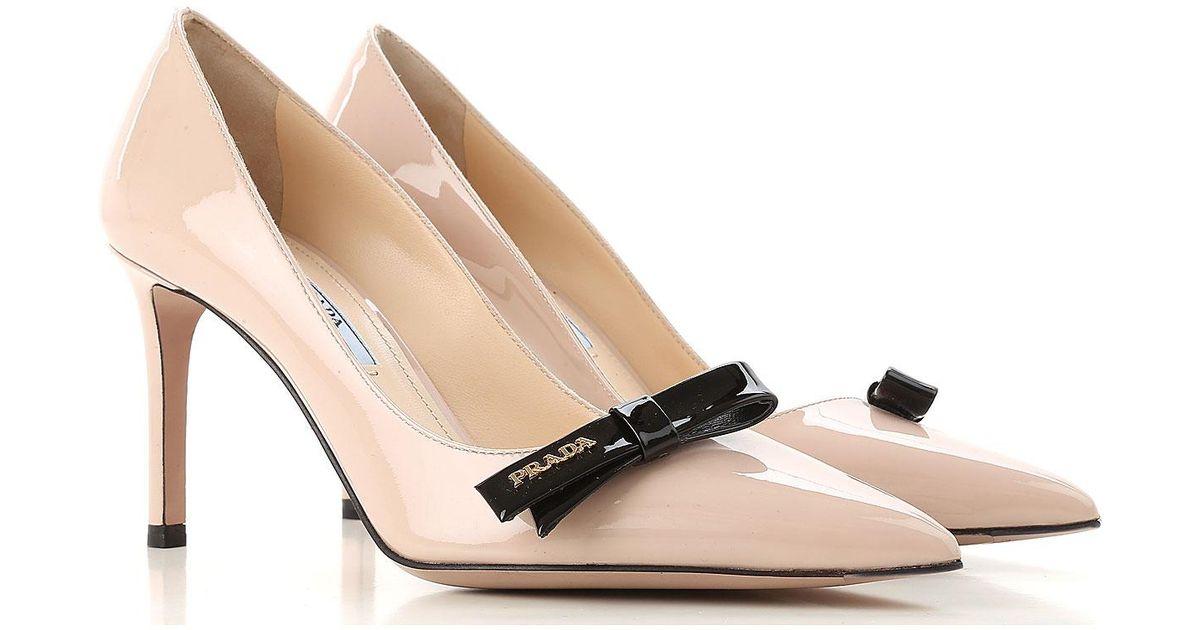 High For Multicolor Prada Women Pumpsamp; On Heels Sale mnwvN80O