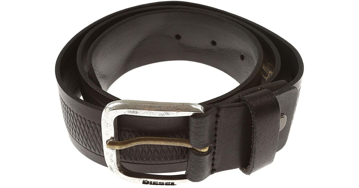Diesel Belts For Men 10