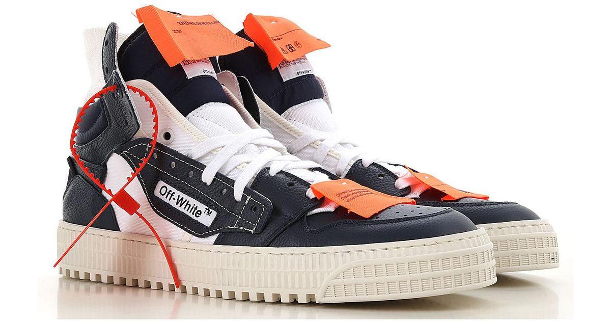 Cher Virgil Pour Homme Abloh Sneaker En Soldes White Co Pas Off D2IYHWEe9