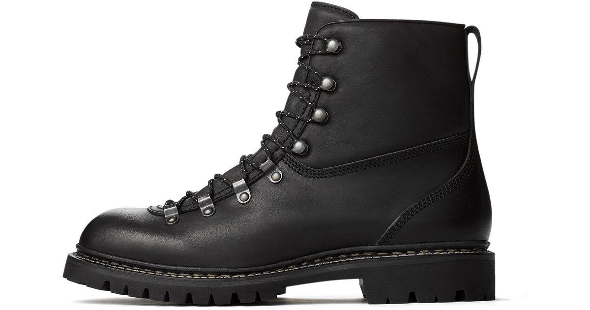 Rag \u0026 Bone Leather Vintage Hiker in