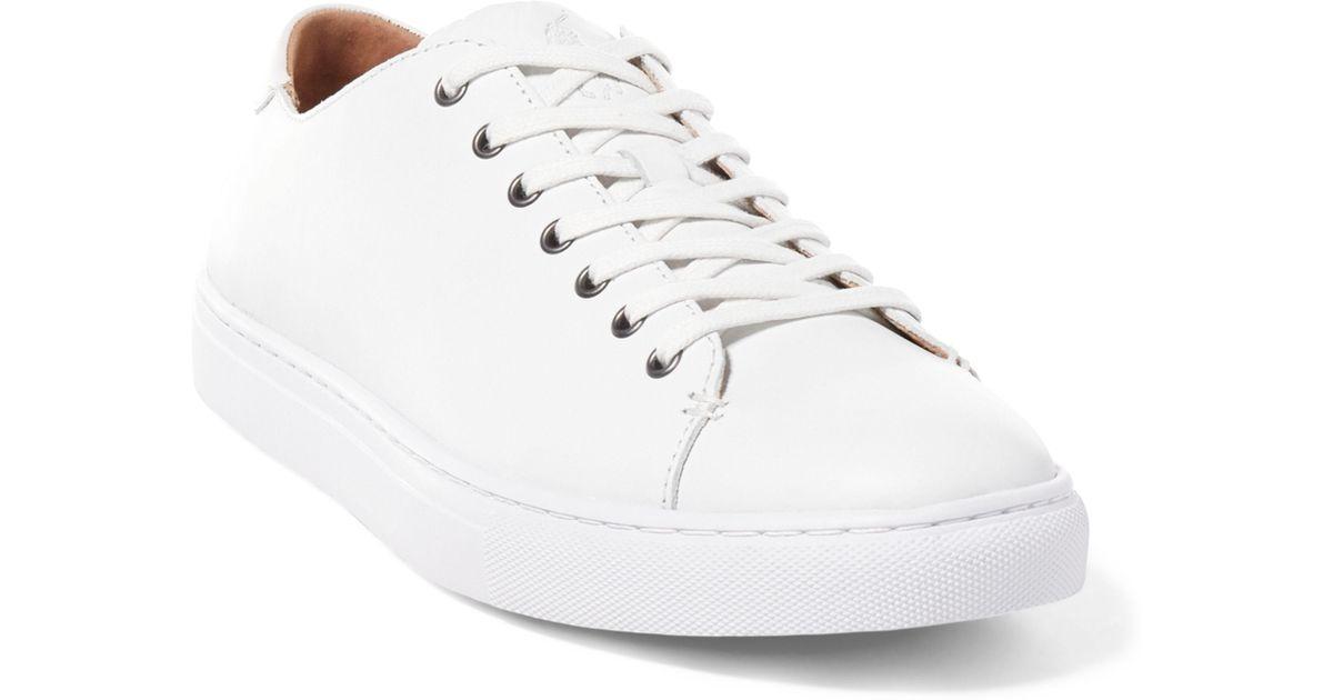 Polo Ralph Lauren Leather Jermain Nappa