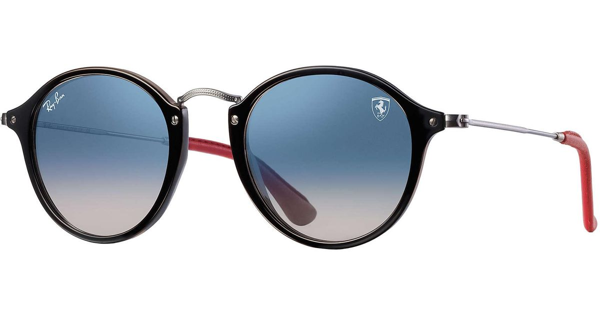 c98a68bcdfe Ray-Ban Rb2447nm Scuderia Ferrari Collection in Blue - Lyst