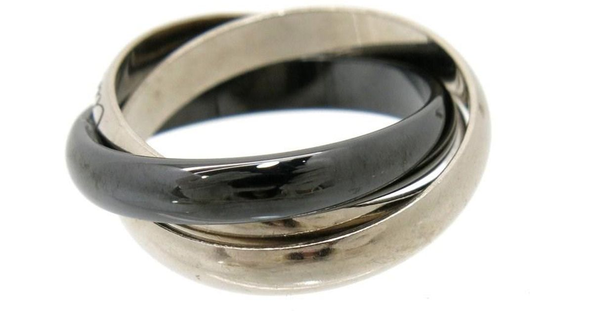 Cartier Trinity Ring Men