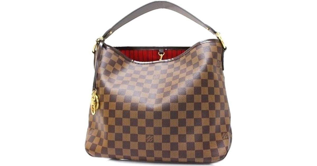 3baf04ce03a Louis Vuitton Brown Unused Damier