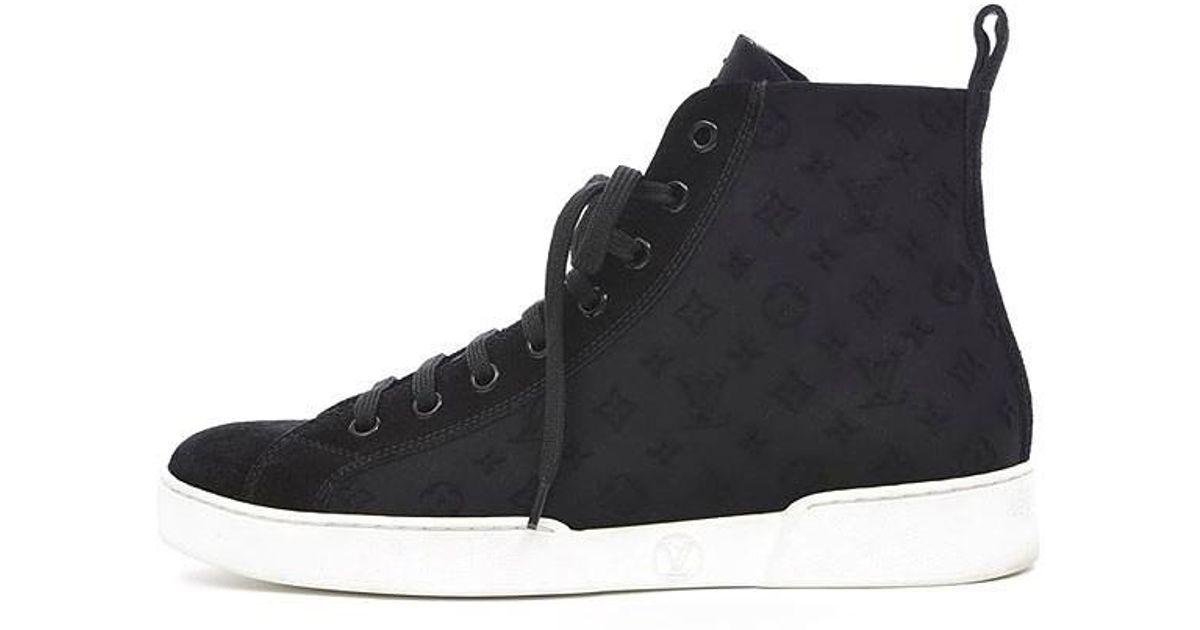 Louis Vuitton Steller High Cut Sneaker
