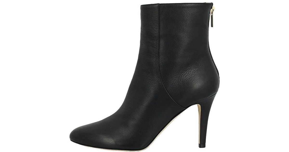 cea74ac78891 Lyst - Jimmy Choo Ankle Bootie Calf-leather Black 38 Size Boots Women in  Black