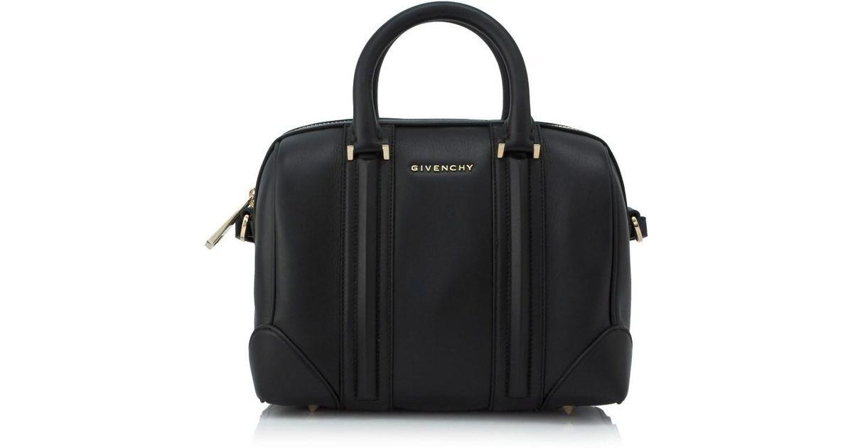 e9b73ebf99 Lyst - Givenchy Mini Lucrezia in Black