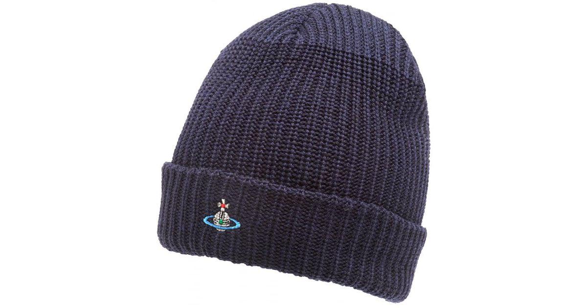 Vivienne Westwood Knit Beanie 74a3fff16ca