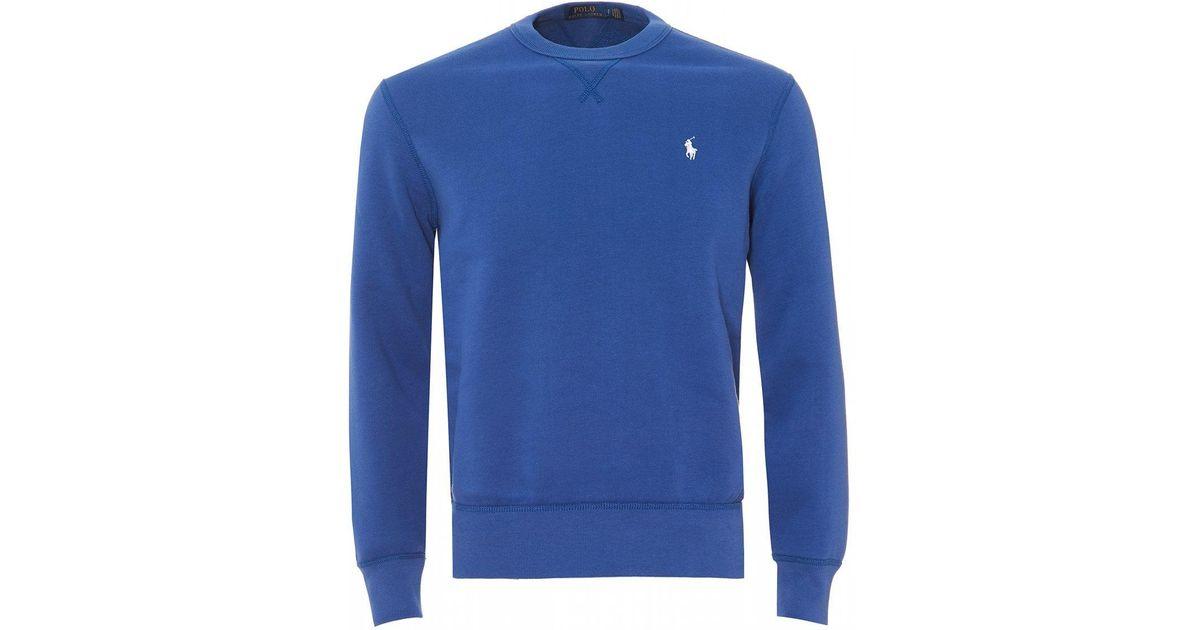 7865edf6b1d7 Ralph Lauren Magic Fleece Sweatshirt