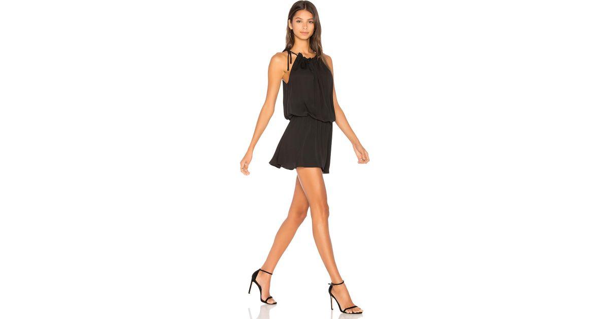 Amanda uprichard black dress