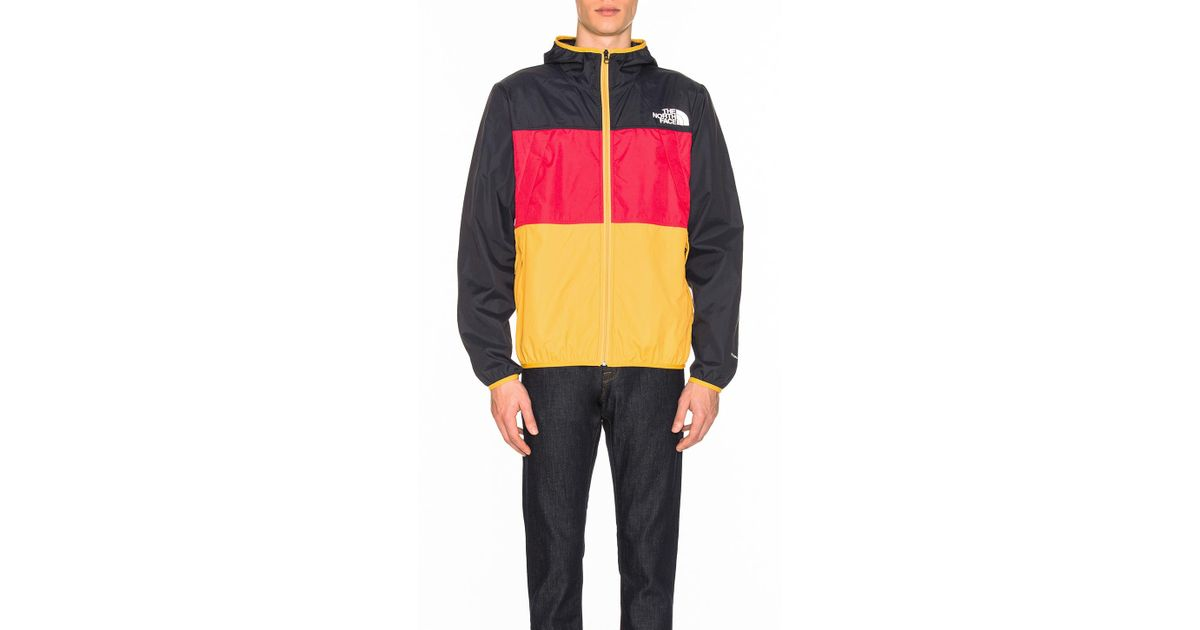a01c3882f The North Face Multicolor Telegraph Wind Jacket for men