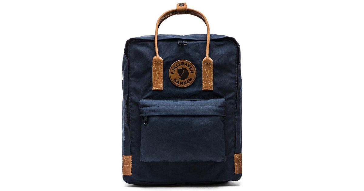 uznane marki niesamowita cena sportowa odzież sportowa Fjallraven Blue Kanken No. 2 for men