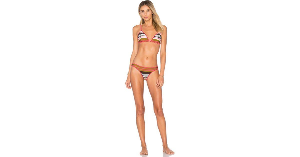 c97d7c4a07f7b Lyst - Zimmermann Mercer Reversible Bikini Set