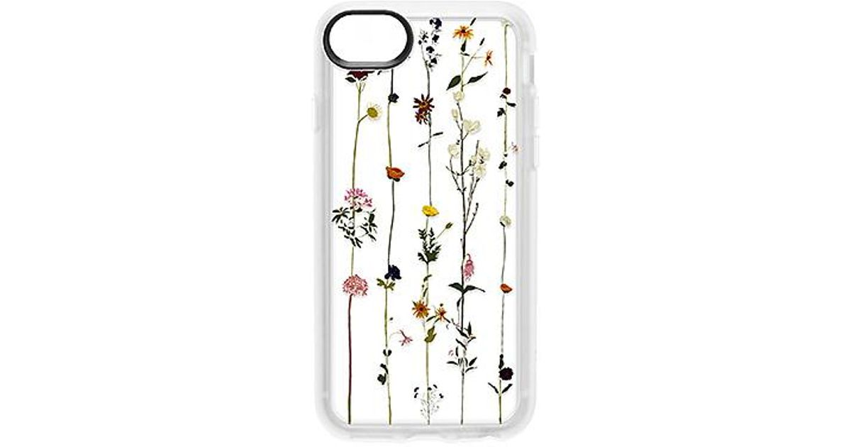 uk availability bab65 a008a Casetify Multicolor Floral Iphone 6/7/8 Case In Red.