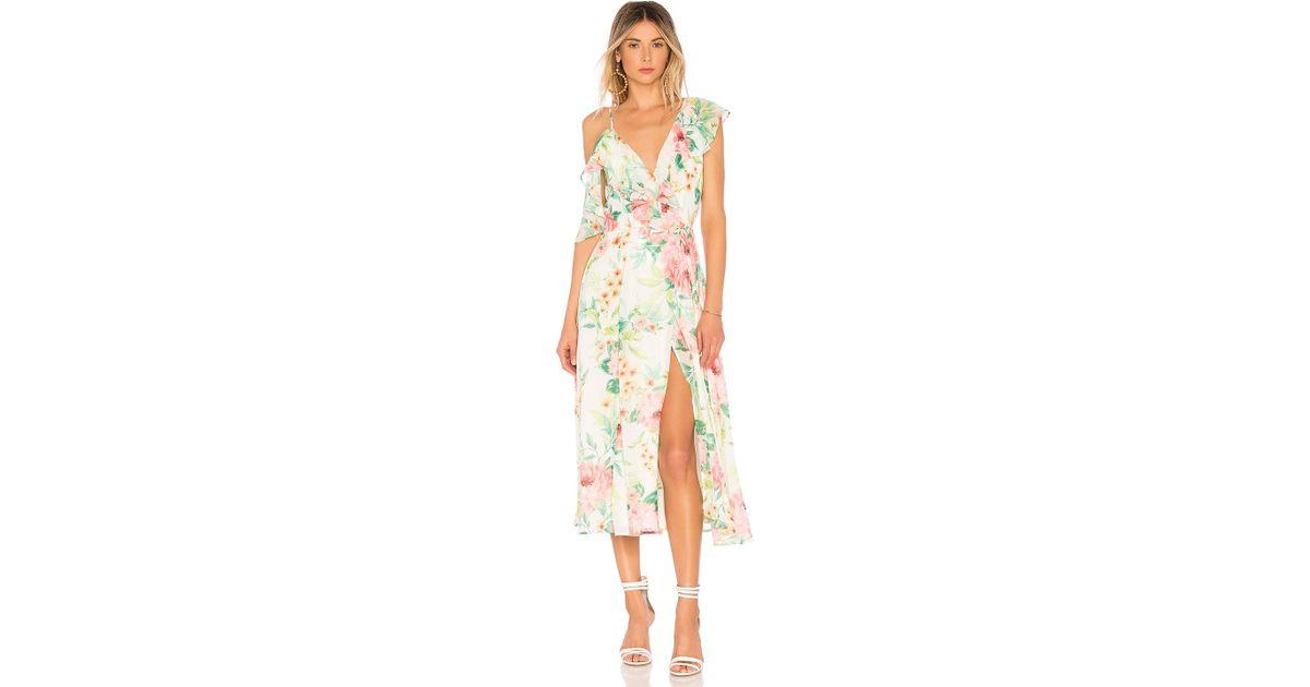 144dbbe039 Lyst - Yumi Kim Chantelle Dress