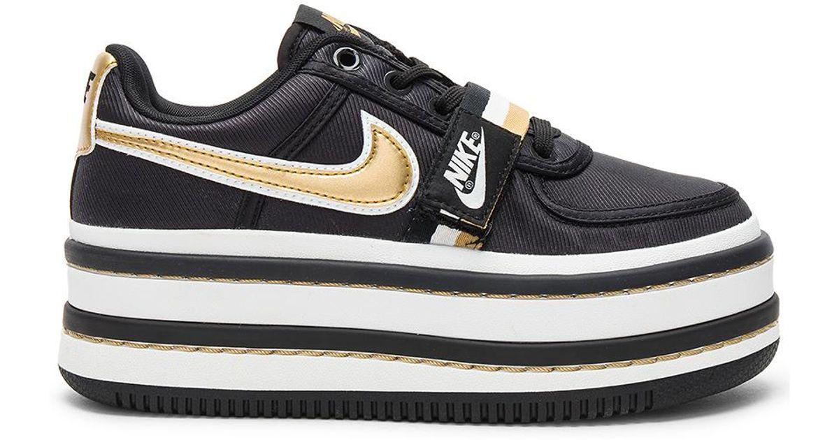 Lyst - Nike Vandal 2k Platform Sneaker in Black c730e4da0