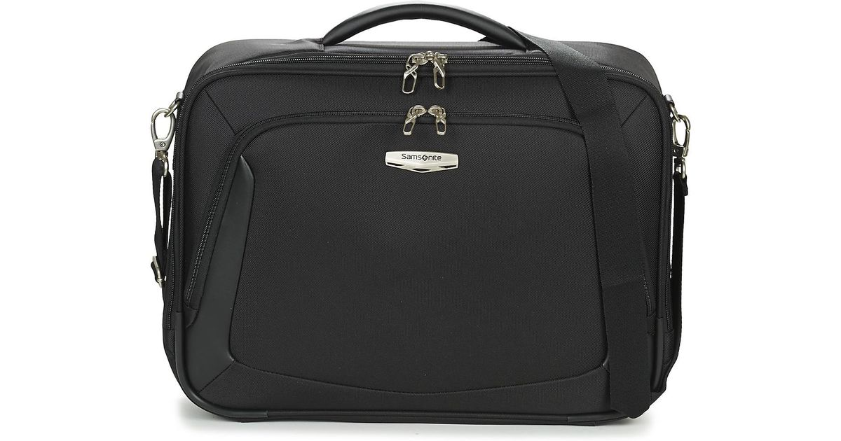 Samsonite X Blade 3 0 Laptop Shoulder Bag Briefcase In Black For Men Lyst