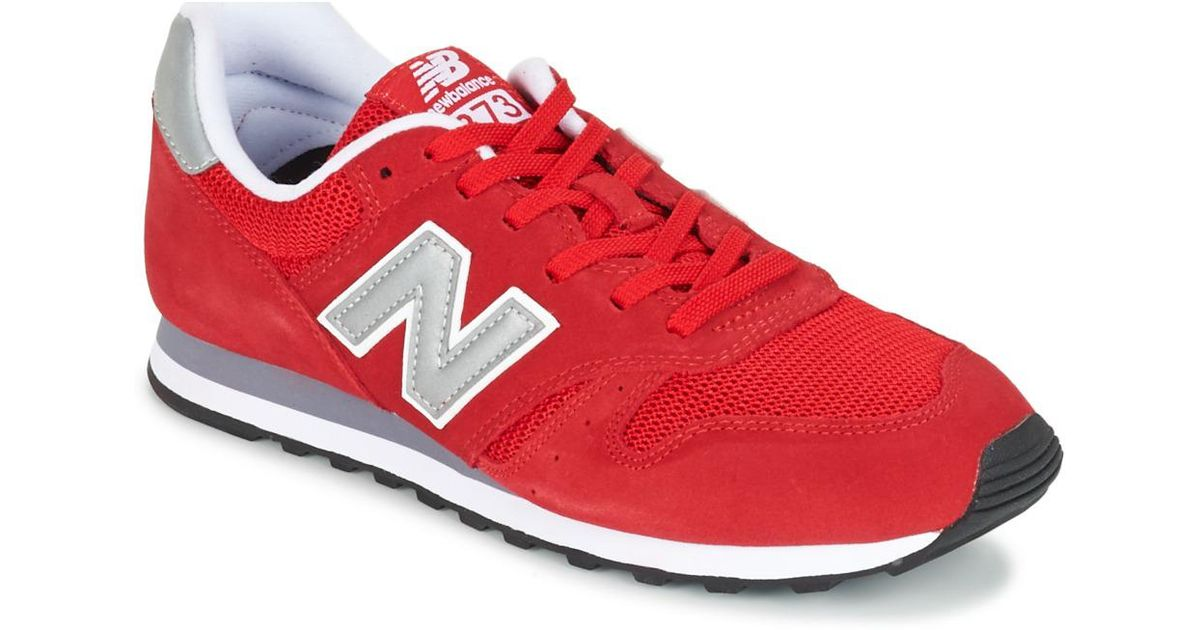 hot sale online bb640 081c7 New Balance Red Ml373 Shoes (trainers) for men