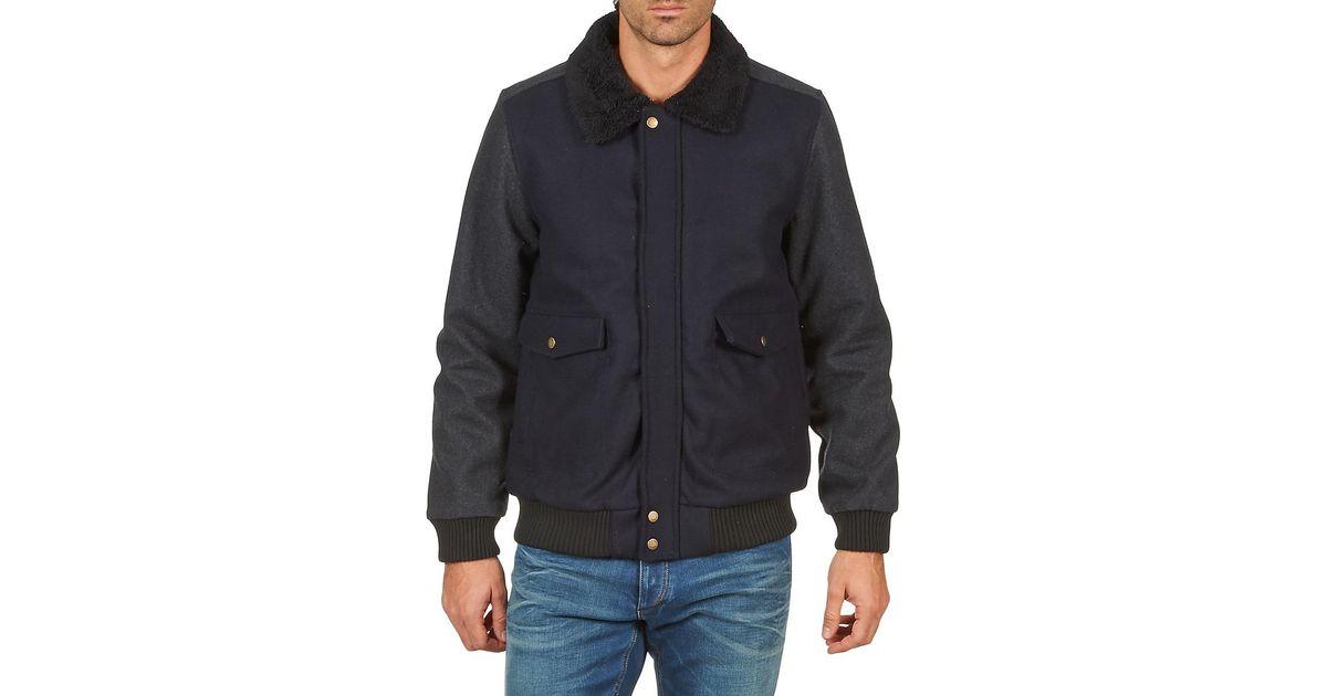 Kulte Veste Carrie 101849 Anth Jacket In Blue For Men Lyst