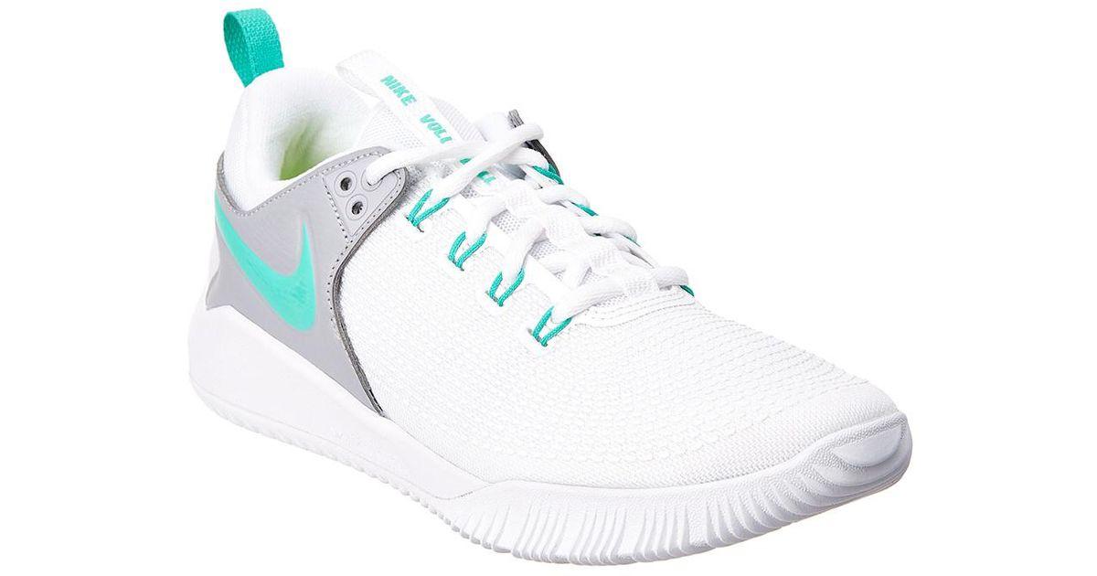 Nike Woman S Zoom Hyperace 2 Sneaker In White Lyst