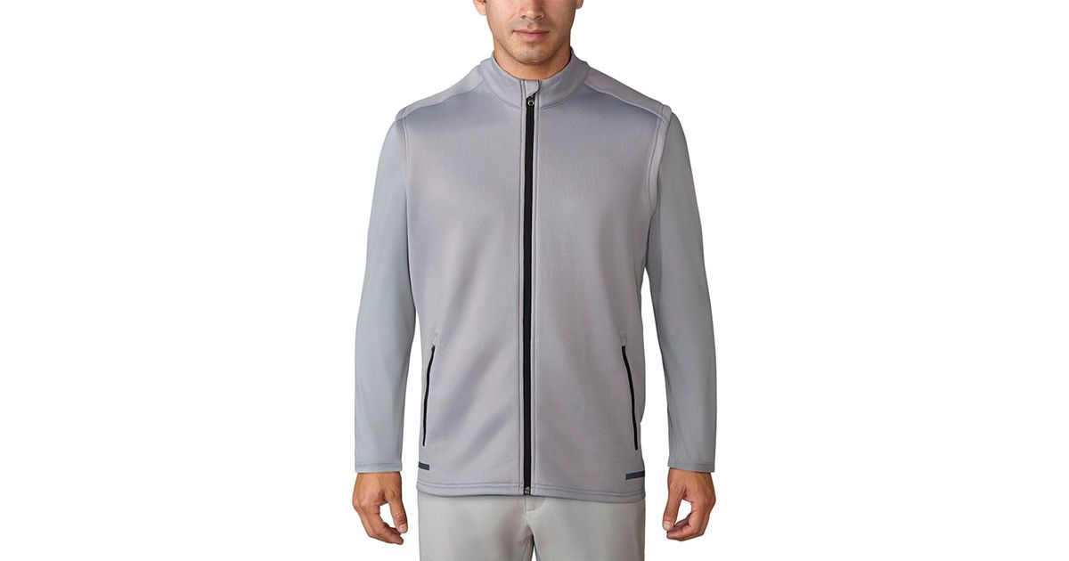 Adidas For Men Gray Originals Lyst Climaheat Vest 0nPmyv8wNO