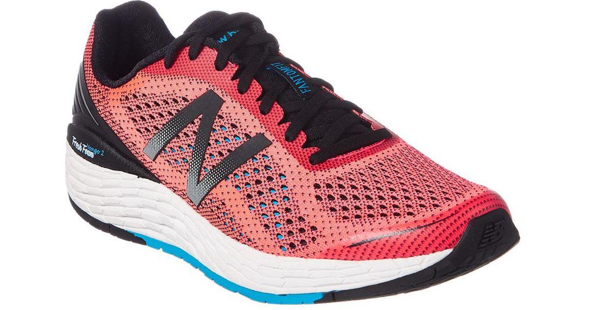 d6d971569ee82 New Balance Pink Women's Fresh Foam Vongo V2 Running Shoe