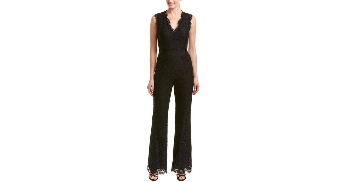 710a3ef1c00 Lyst - Rachel Zoe Irys Jumpsuit in Black