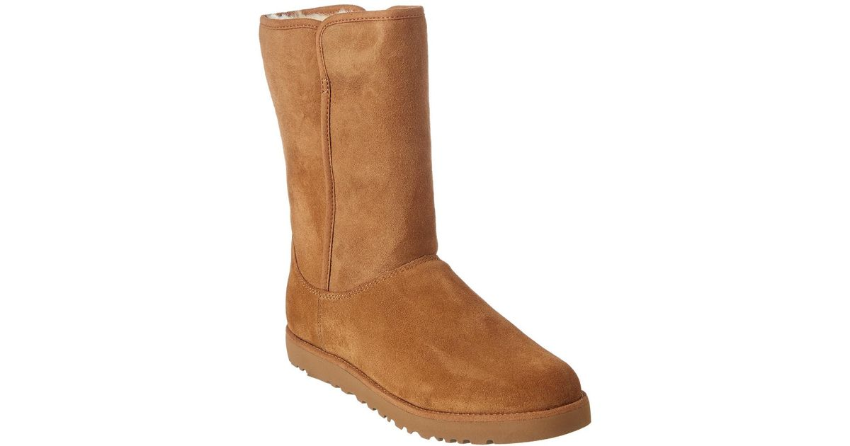 a45ba8bfa30 Ugg Brown Michelle Water-resistant Suede Boot
