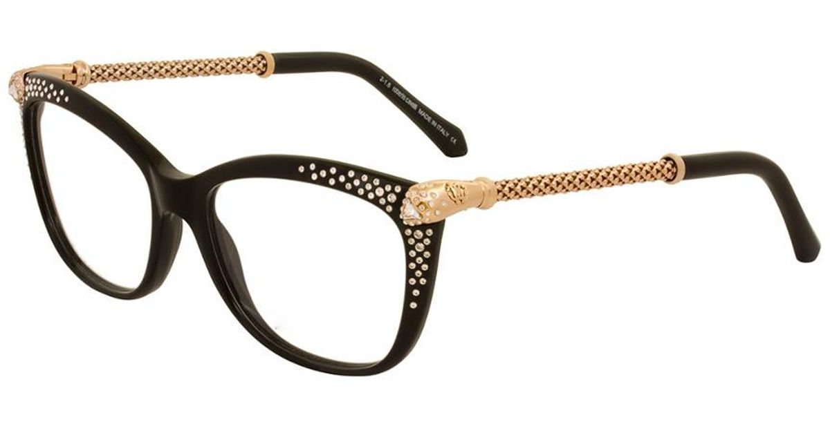 Lyst - Roberto Cavalli Women\'s Rc0944 53mm Optical Frames in Brown