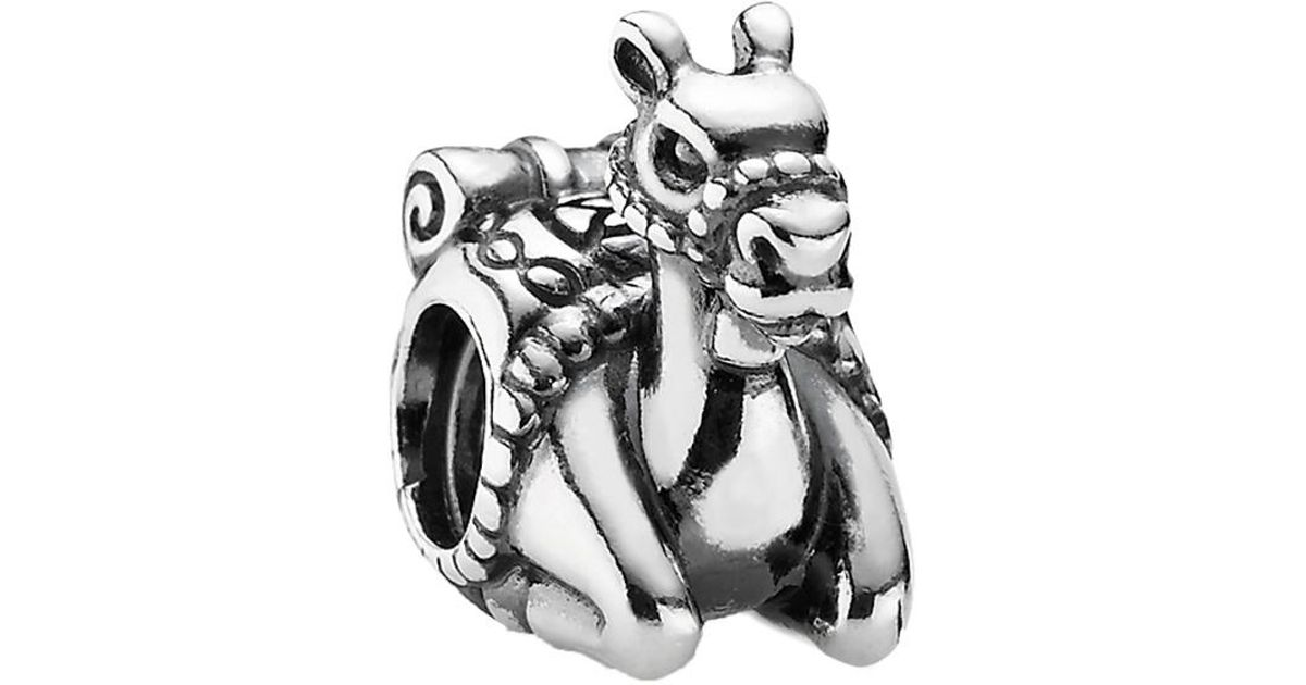 364aa00ce Lyst - Pandora Silver Camel Charm in Metallic PANDORA BN RARE RETIRED  GENUINE ...