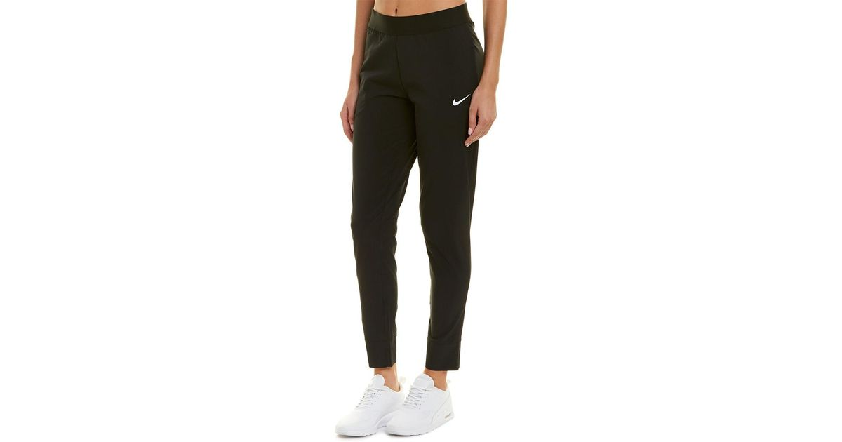 9fd430b1 Nike Bliss Victory Pant in Black - Lyst