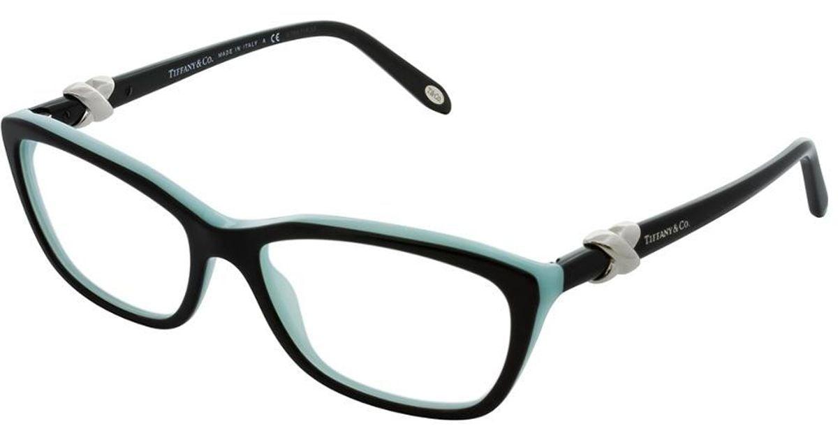 Lyst - Tiffany & Co Women\'s Tf2074 54mm Optical Frames