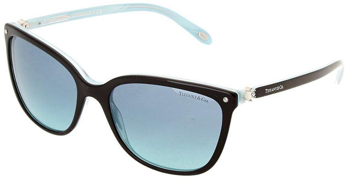dbebc94f9f96 Tiffany   Co.   Co. Women s 0tf4105hb 55mm Sunglasses - Lyst