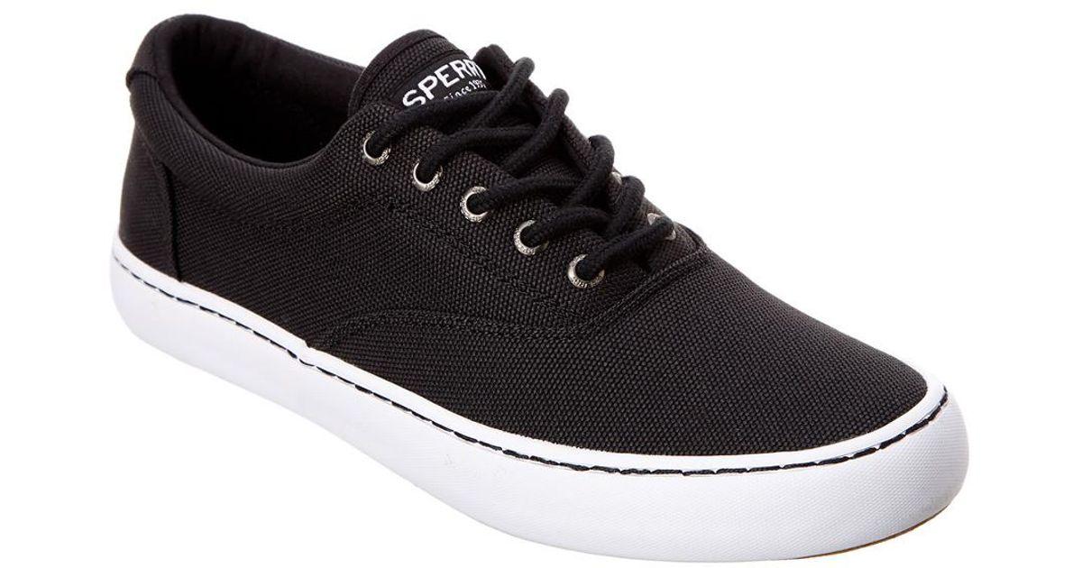 Lyst - Sperry Top-Sider Men's Topsider Men's Cutter Ballistic Sneaker in  Black for Men