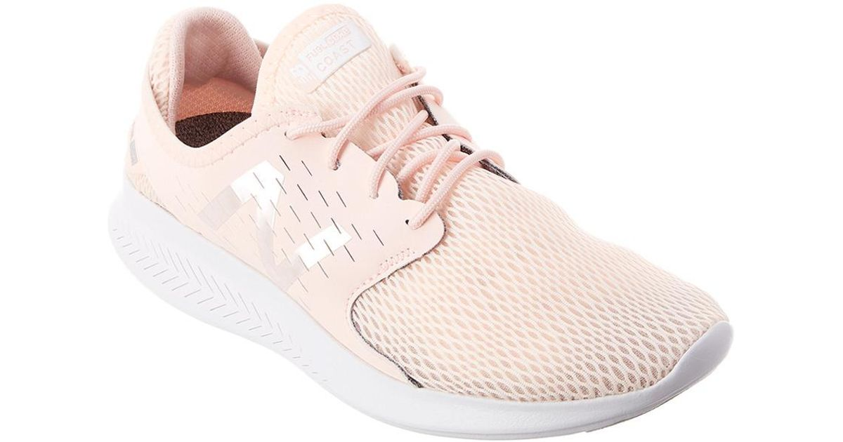 9131240444870 New Balance - Pink Women's Fuelcore Coast V3 Running Shoe - Lyst