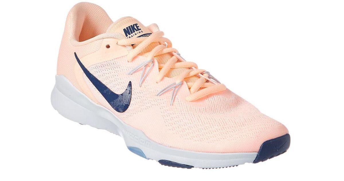 Nike Zoom Condition Tr 2 Trainer in Pink - Lyst e6e79e892c