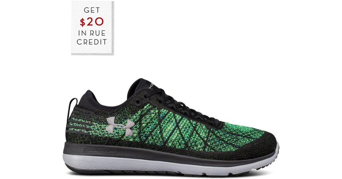 watch eec49 18522 Under Armour Multicolor Men's Threadborne Fortis 3 Running Shoes With $20  Rue Credit for men