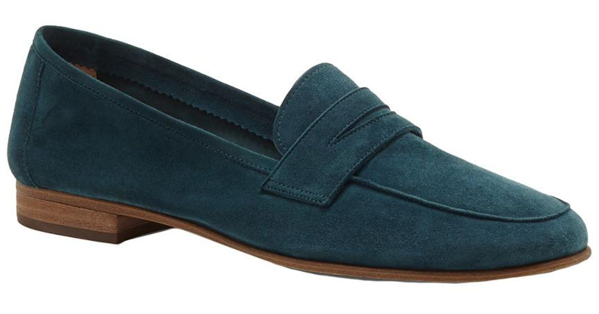 7c02436d50b Lyst - Vince Camuto Elroy Loafer in Blue