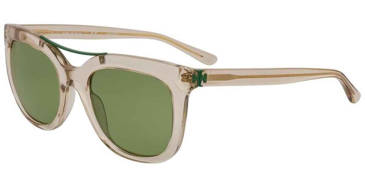 a8c3f642553c Lyst - Tory Burch Women's Ty7105 53mm Sunglasses