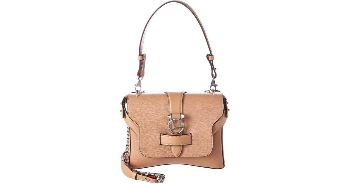59cbcedacb5 Christian Louboutin Multicolor Rubylou Small Leather Crossbody