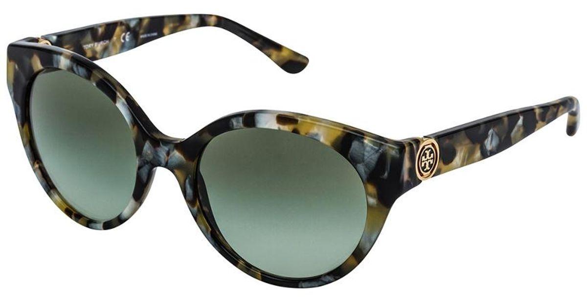 f86407fbdd07 Tory Burch Women's Ty7087 52mm Sunglasses - Lyst