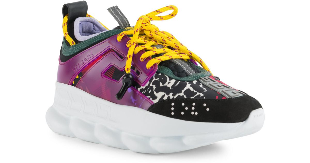 Versace Synthetic Chain Reaction Chunky
