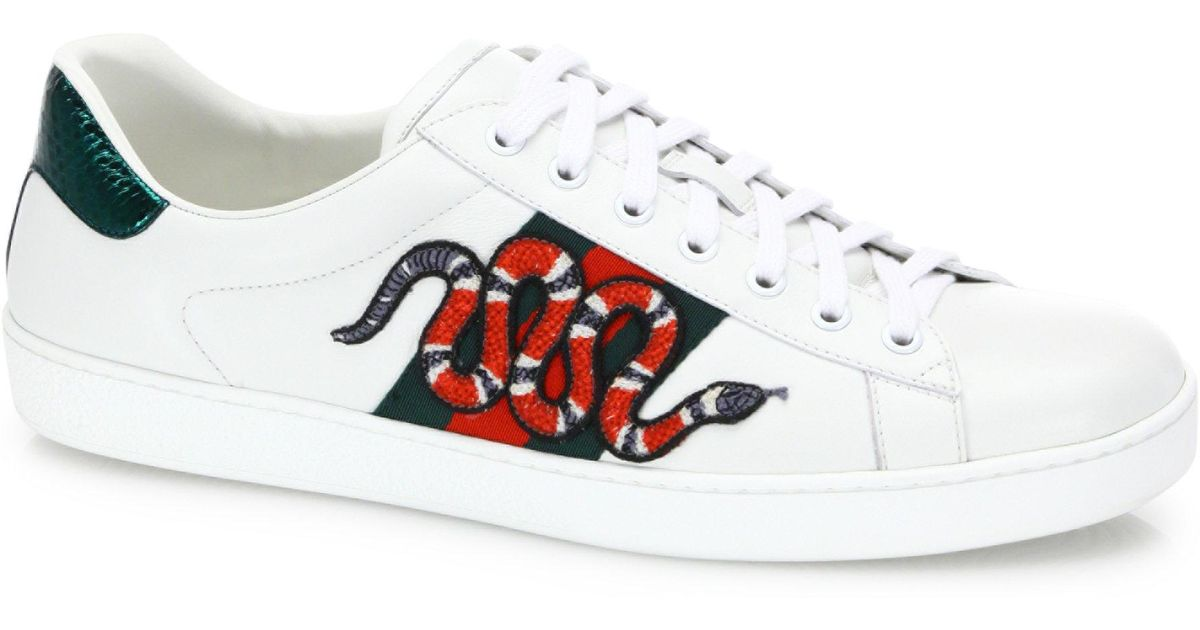 Gucci Shoes All White
