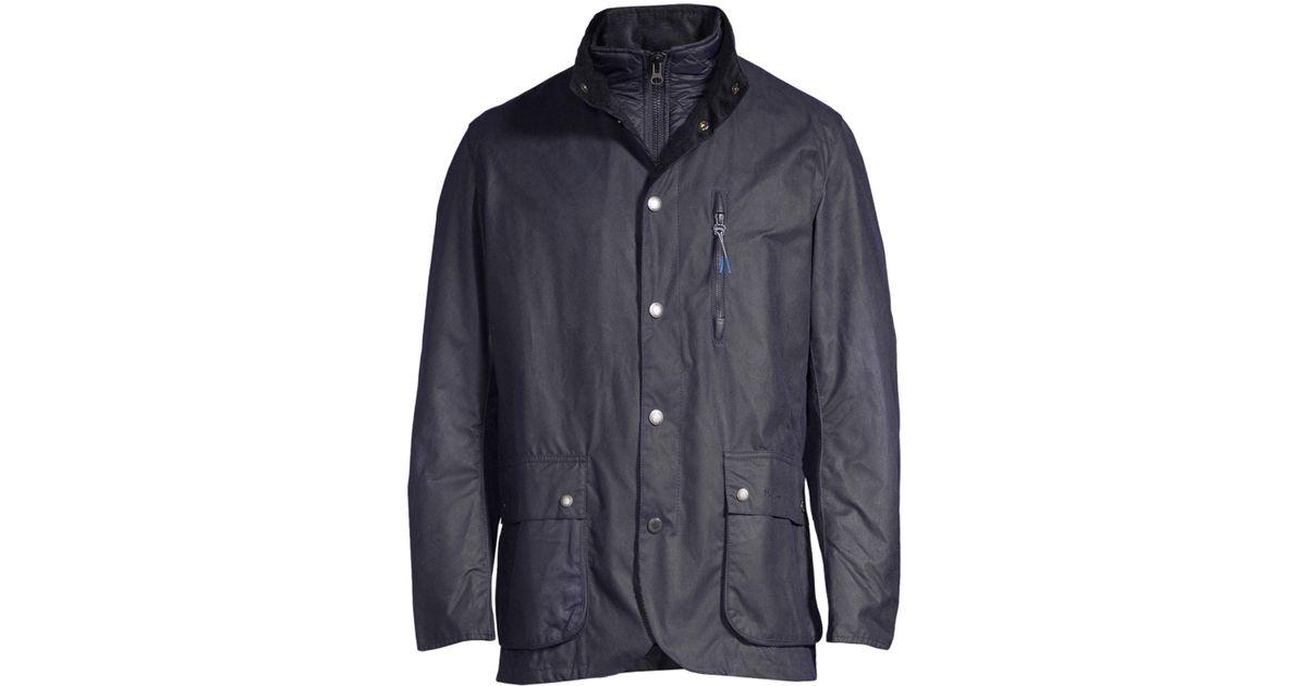 barbour surge jacket